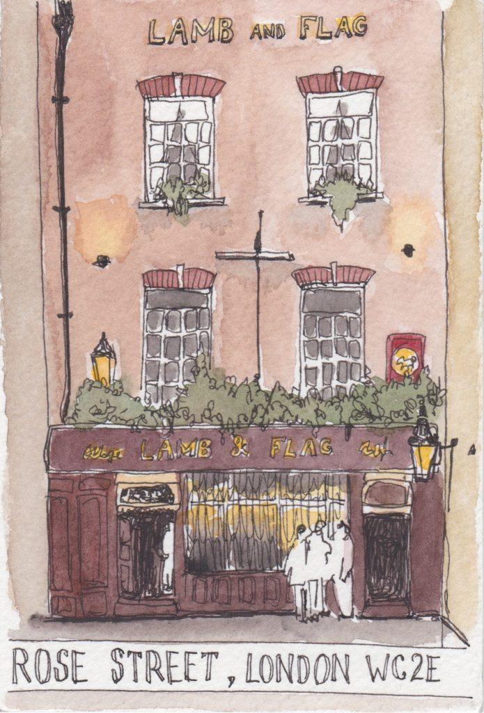 London Rose street